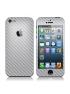 iPhone 5 / 5S iCover carbon skin karbonová samolepiaca fólia