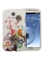 Farebný kryt Samsung Galaxy S4 - protinárazový / ochranný