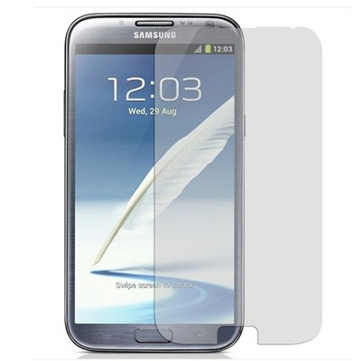 Samsung Galaxy Note II / N7100 - BUFF 2.5D ultra tenký Anti-shock film - ochrana displeja