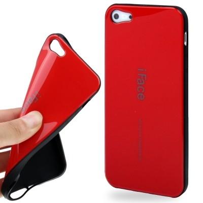 iPhone 5 / 5S iFace Flexi Case TPU ochranný kryt