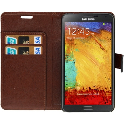 Samsung Galaxy Note III / N9000 Kožené diárové púzdro