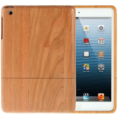 WoodWood iPad mini / mini 2 retina - drevený obal