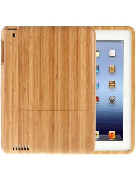 WoodWood iPad 2 / 3 / 4  - drevený dvojdielny obal