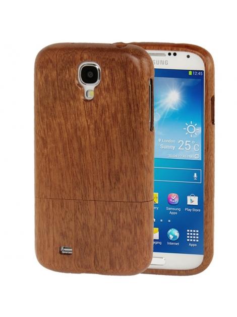 Samsung Galaxy S4 dvojdielny drevený kryt- myrtus