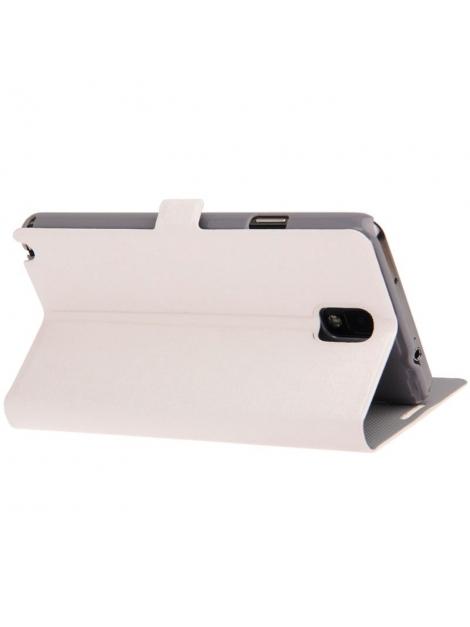 Diárové púzdro pre Galaxy Note III / N9000 Módne diárové ochranné púzdro