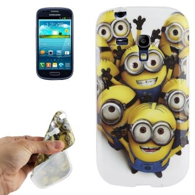 Mimoni 2 - Samsung Galaxy SIII mini / i8190 Flexi púzdro Mimoni