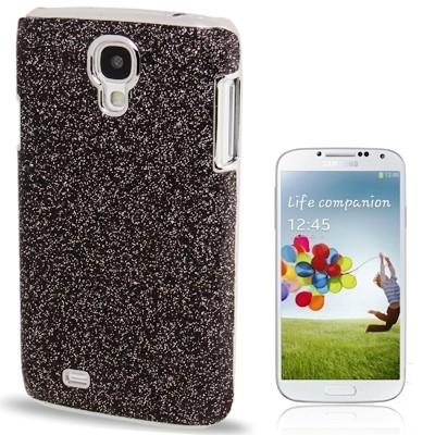 Trblietavý kryt pre Samsung Galaxy S4 black