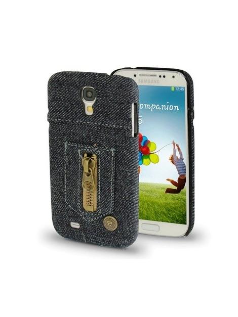 Samsung Galaxy S4 Blue Denim Jeans Case New York
