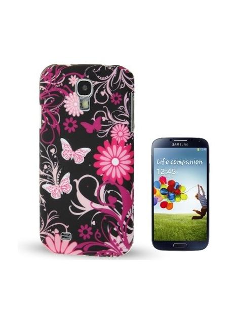 Ochranný kryt Samsung Galaxy S4- pink flower