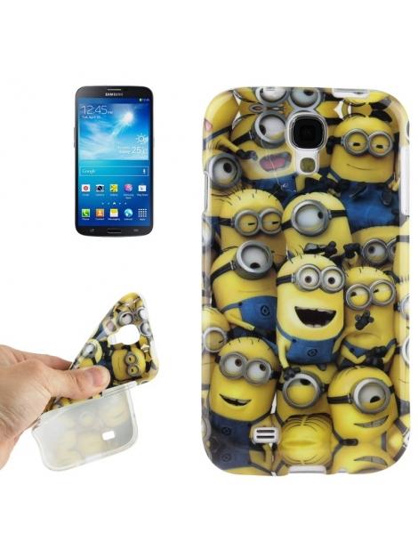 Mimoni - Samsung Galaxy S 4 / i9500 - Flexi kryt