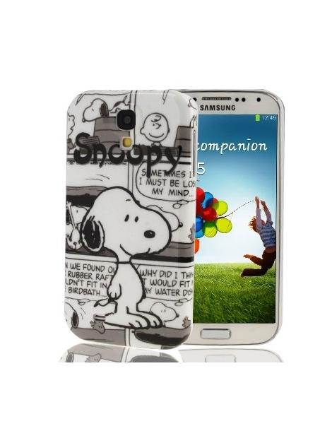 Ochranný kryt Snoopy- Samsung Galaxy S 4 / i9500