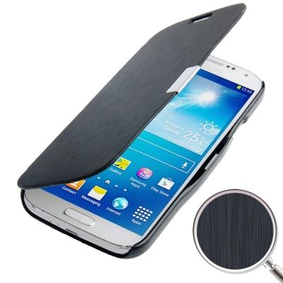 Samsung Galaxy S 4 / i9500 -Módne diárové ochranné púzdro-čierne