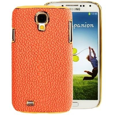 Samsung Galaxy S 4 / i9500 Módny kryt- lososová farba