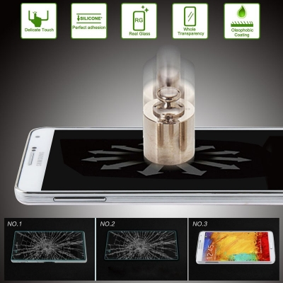 Tempered Glass for Samsung Galaxy Note III / N9000-Prémiová ochrana displeja proti rozbitiu 0,3 mm