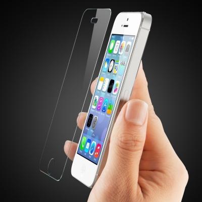 iPhone 5 / 5S / 5C Tempered Glass - Temperované tvrdené ochranné sklo - ochrana displeja