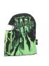 Multifunkčná kukla / maska na hlavu- Green Monster