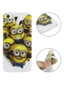 Flexi kryt Mimoni pre iPhone 5/5S - Despicable Me