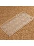 Svetielkujúci kryt pre iPhone 5 & 5S - svetielkujúce snehové vločky
