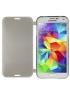Flip Case priehľadný obal Samsung Galaxy S5