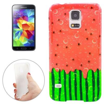 Ochranný kryt pre Samsung Galaxy S5 - water melon