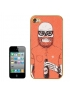 Skull Series iPhone 4 & 4S - Ochranný kryt pre iPhone 4/4S Skull Uncle