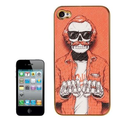 Skull Series iPhone 4 & 4S - Ochranný kryt pre iPhone 4/4S Skull Doctor