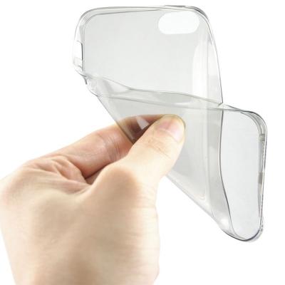 Ultra tenké TPU  ochranné púzdro  pre iPhone 4/4S- rôzne farby