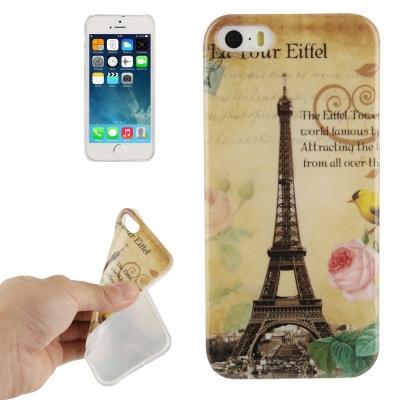 Štýlový ochranný kryt preiPhone 5 / 5S- Eiffel Tower