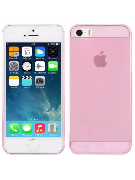 Ultra tenký ochranný kryt preiPhone 5 / 5S-pink
