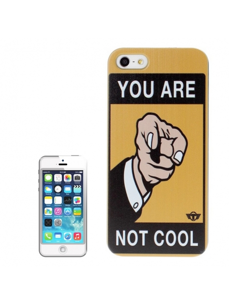 Kryt pre iPhone 5 & 5S - You Are Not Coll