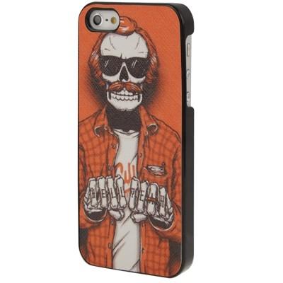 Ochranný kryt pre iPhone 5/5S- Skull Doctor