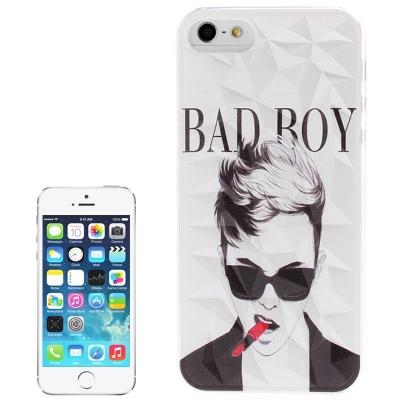 Ochranný kryt pre iPhone 5/5S-  3D Bad Boy