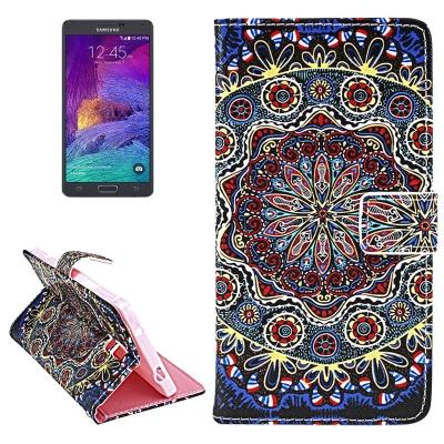 Štýlové púzdro pre Samsung Galaxy Note 4 - Ethnic Style