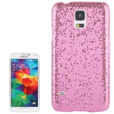 Trblietavý kryt pre Samsung Galaxy S5 mini/G800- pink