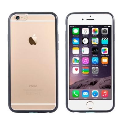 Bumper Case iPhone 6 Plus - Ochranný rám s krytom pre iPhone 6 Plus čierny
