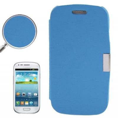Flip púzdro Samsung Galaxy SIII mini / i8190 - blue