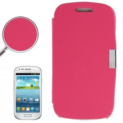 Flip púzdro Samsung Galaxy SIII mini / i8190 - pink