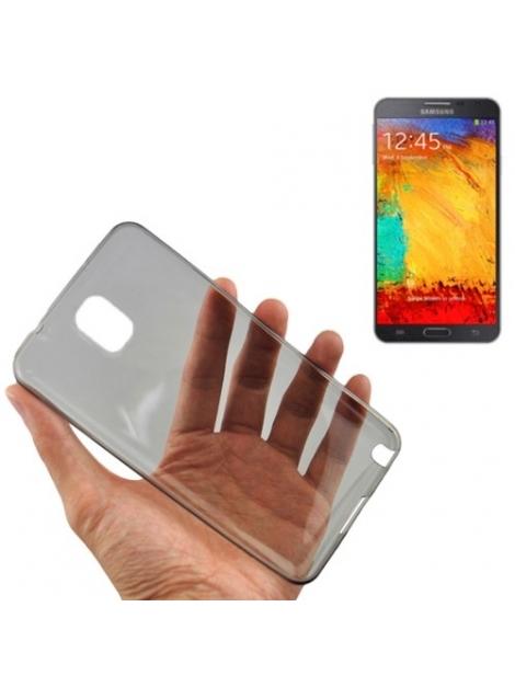 Ultra tenké polykarbonátové TPU ochranné púzdro  pre Samsung Galaxy N III / N9000