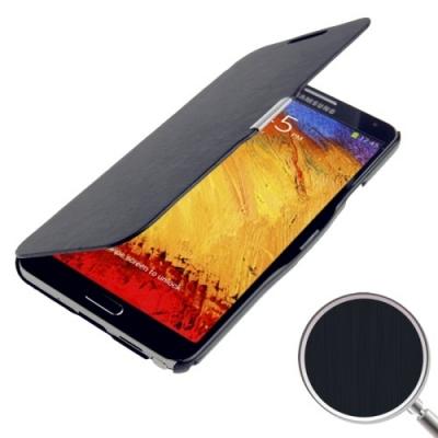 Samsung Galaxy Note III / N9000 Módne diárové ochranné púzdro- black