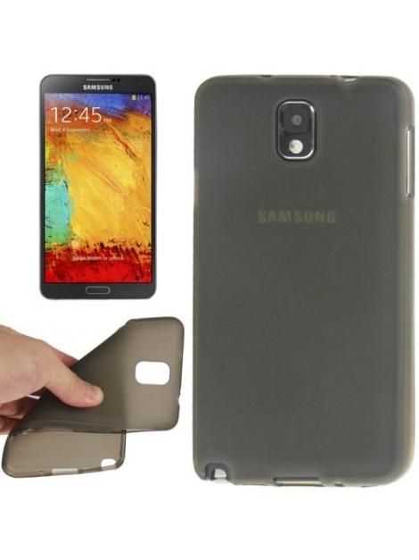 Ultratenké ochranné púzdro - Samsung Galaxy Note 3 / N9000- dark grey
