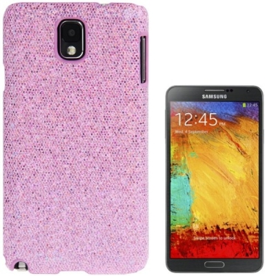 Trblietavý kryt pre Samsung Galaxy Note3/N9000- pink