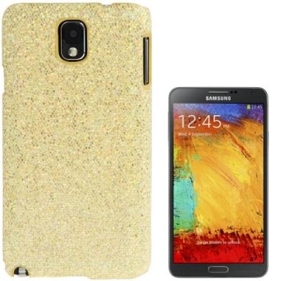 Trblietavý kryt pre Samsung Galaxy Note3/N9000- golden