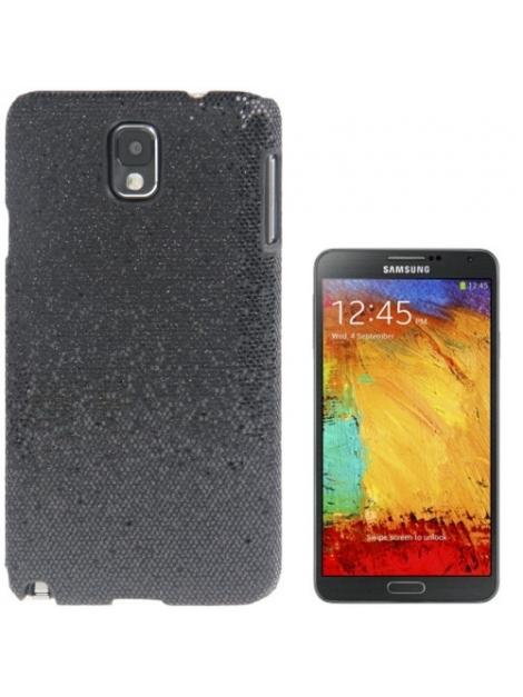 Trblietavý kryt pre Samsung Galaxy Note3/N9000- black