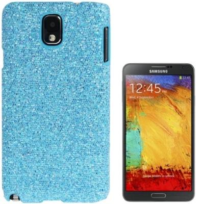Trblietavý kryt pre Samsung Galaxy Note3/N9000- blue