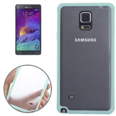 Ochranný kryt pre Samsung Galaxy Note 4 - frozen aqua