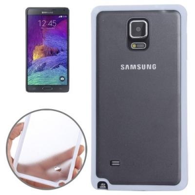 Ochranný kryt pre Samsung Galaxy Note 4 - frozen white