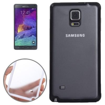 Ochranný kryt pre Samsung Galaxy Note 4 - frozen black