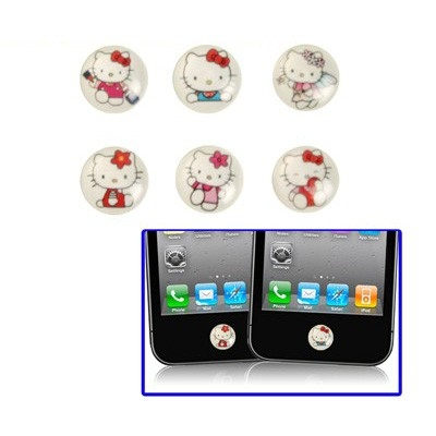 Home button stickers - Hello Kitty