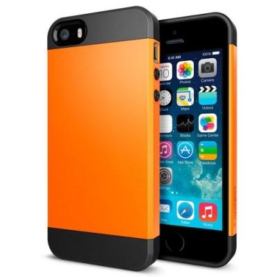 Armor Case Orange iPhone 5 & 5S - odolný obal pre iPhone 5/5S