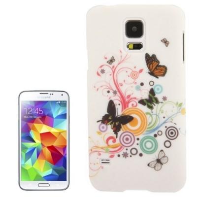 Štýlový ochranný kryt pre Samsung Galaxy S5- Butterflies